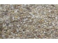 Quartz garden chips free to uplift slabs available too on seperate ad