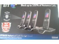 BT8600 Advanced Call Blocker Quad