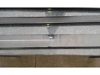 Thule 769 classicRoof bars (128cm)