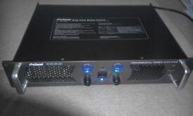 1000W Power Amp (Spares or Repair)