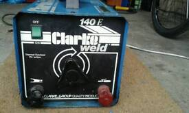 Italian made clarkes arc welder