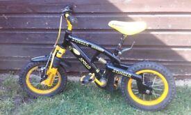 Apollo childrens bike