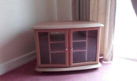 TV Stand Corner Display Unit