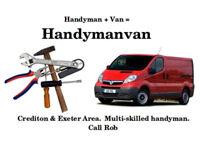 Handyman + Van