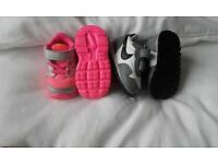 baby nike shoes size 2