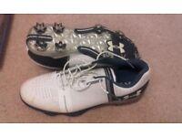 Under Armour Jordan Spieth Golf Shoes.