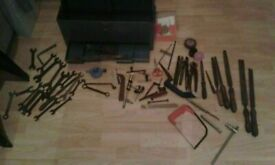 **HAND TOOLS AND TOOLBOX**PRICES START FROM £1**ANTIQUE**VINTAGE**CARPENTER**MORE AVAILABLE
