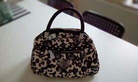 Black and White LYDC Handbag