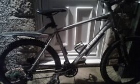 Giant talon 2.5 mountain bike