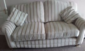 Reduced in price 3 seater sofa and armchair