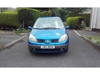2006 renault scenic 1.5 dci could swap for van