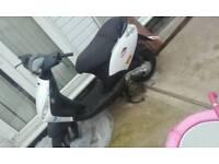 Moped zip 50cc