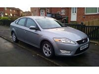 2009 FORD MONDEO 2.0ZETEC PETROL FOR SALE
