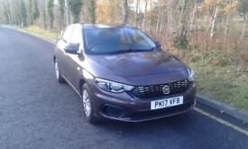 Nearly brand new Fiat Tipo 1.4 petrol to sell