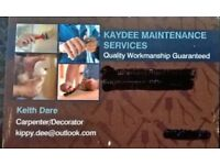 KayDee Maintenance Services.