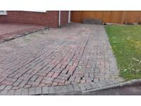 DRIVE BLOCK PAVING FOR COLLECTION