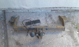 Vauxhall vectra 2007 towbar with fixings