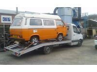 Vehicle Recovery and Delivery Service - Throughout UK- BURY/ MANCHESTER/ LANCASHIRE