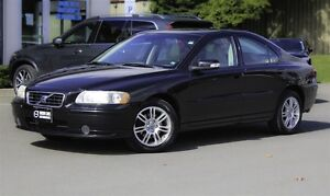 2007 Volvo S60 2.5T! LEATHER! SUNROOF! ONLY 104K!