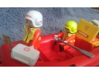 Playmobil Search and Rescue Boat Set (Only £10)