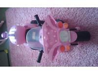 electric princess police bike