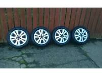 Vauxhall alloys 16""