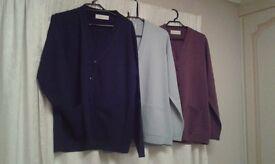Bundle of Winter cardigans worn once BRANDS - DAXON/SALTROCK