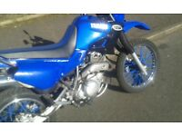 Yamaha xt 600 low mileage