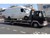 DAF LF45 Recovery Truck 1995 beavertail