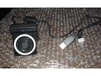 2 Mega Pixel SpeedLink VD-1504-SBK Vicious and Divine Laplace USB webcam