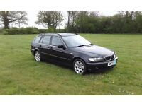 BMW E46 320ISE MANUAL 3 SERIES TOURING