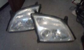 Vectra C Headlights