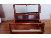 Dryad 4 shaft table loom