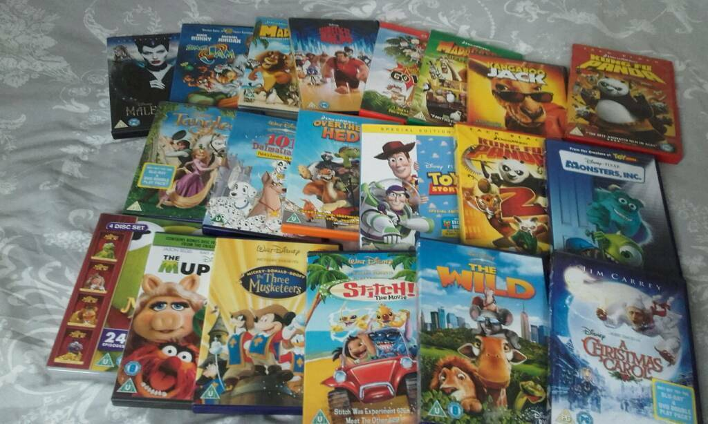 My Dreamworks DVD Collection: 2016 Edition - YouTube  |Dreamworks Disney Dvd Collection