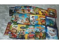 20 disney/dreamworks dvds