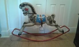 1970s Triang Rocking Horse