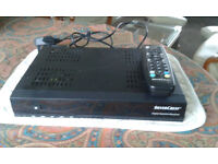 SILVERCREST DIGITAL SATELLITE FREE TO AIR FREESAT RECEIVER WITH HDMI OUTPUT