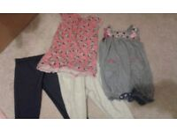 Baby girls 9-12 months clothing