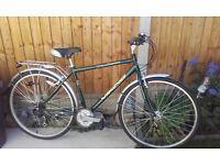 classic Grasmere viking country treking bike