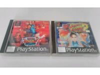 PlayStation one Games
