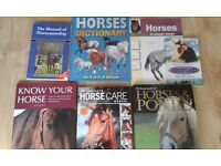 HORSES BOOKS
