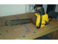 Partner R16 55cc petrol chainsaw