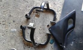cb500 crash bars