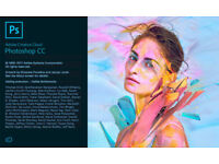 PHOTOSHOP CC 2018 PC/MAC: