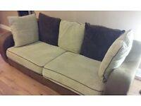 3 seater sofa large