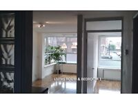 3 minutes walk to North Middx Hospital N18, 2 double bed flat in Tanners End Lane, Edmonton N18