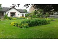 Unfurnished 3 bedroom detached bungalow in Kingmills area of Inverness to let