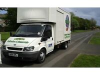GLOBE SPRINTERSS house Moves & Deliveries 07810416687