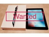 Wanted iPad 2 64GB Wifi + 3G boxed with all accessories!