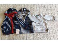 0-3 mths baby boy cloths (big bundle, majority never worn)